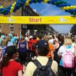 mini marathon start